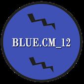 CM12/RR/LS Blue theme