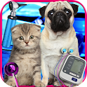 My Real Baby Pug & Kitten FREE icon