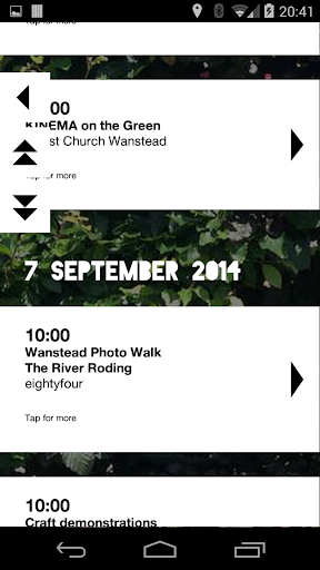 【免費娛樂App】Wanstead Fringe-APP點子