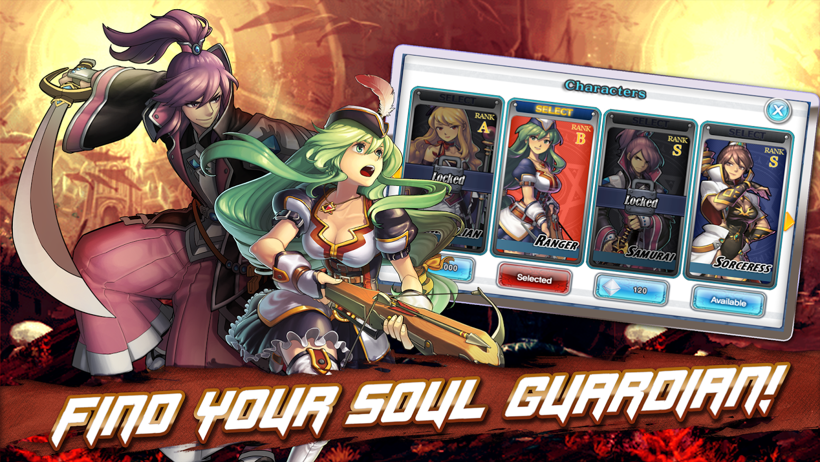 Soul Guardians: Age of Battle - screenshot