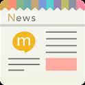 mixiニュース - みんなの意見が集まるニュースアプリ icon