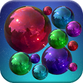 Space Bubbles Live Wallpaper