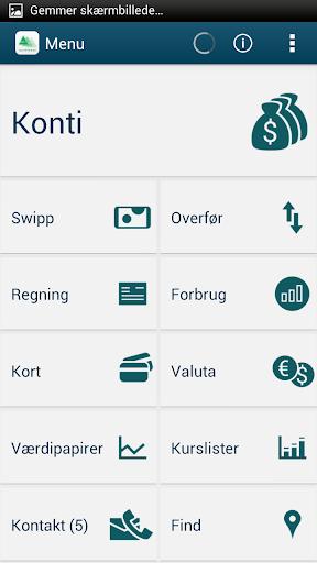 Faster Andelskasse - Mobilbank