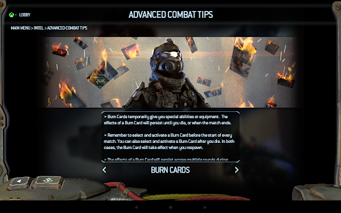 Titanfall™ Companion App - screenshot thumbnail