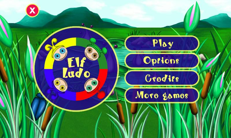 Elf Ludo - screenshot