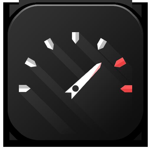 Speed Overlay LOGO-APP點子