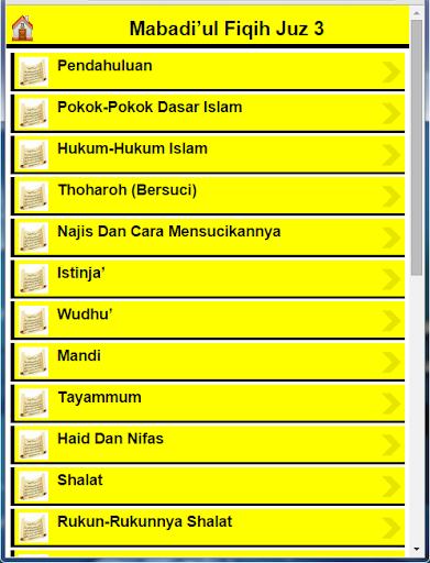 Fiqh Islam