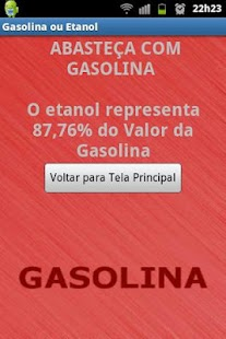 Gasolina ou Etanol - screenshot thumbnail