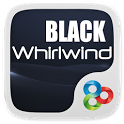 Black Whirlwind GO Theme icon