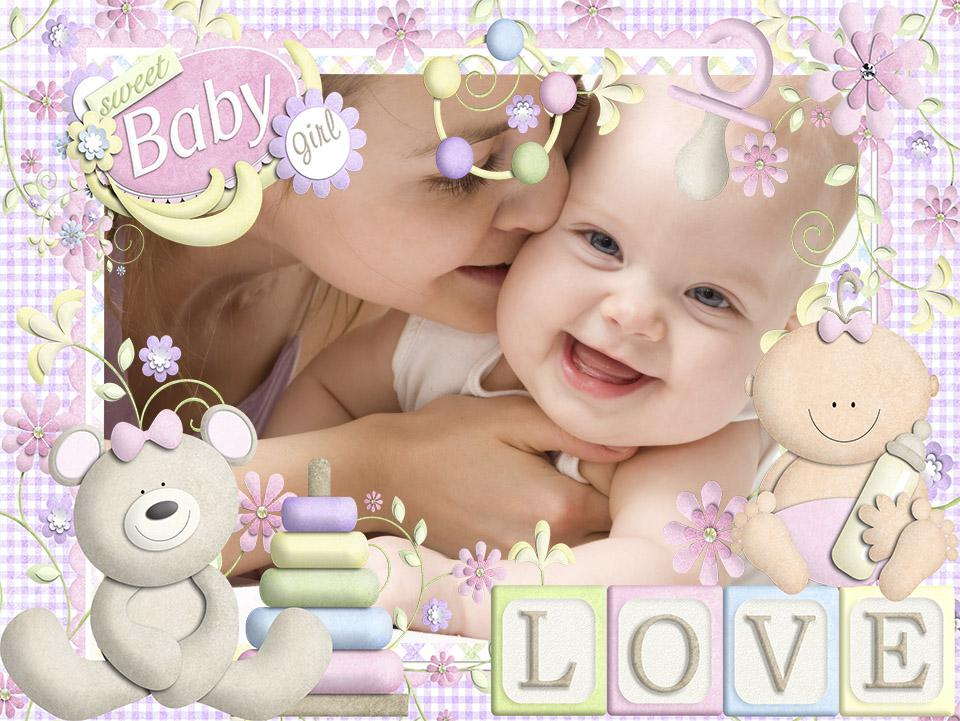Baby Frames HD - screenshot