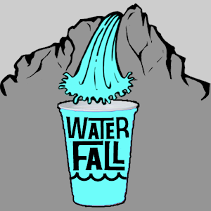 Waterfall (drinking game) for PC and MAC