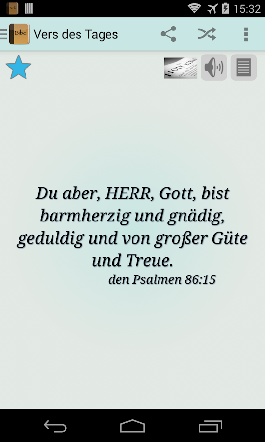 Bible Vers Des Tages Android Apps Auf Google Play