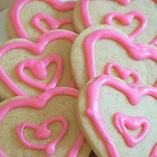 Mmmmm Vegan Sugar Cookies.