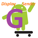 Display Sender Pro with GPS icon