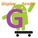 Display Sender Pro with GPS