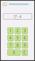 Screenshot of Math marathon