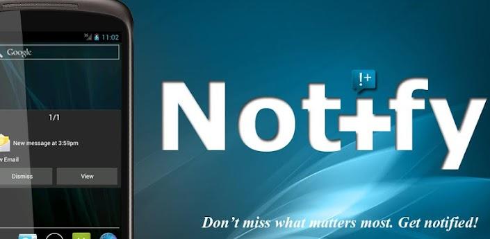 Notify Plus