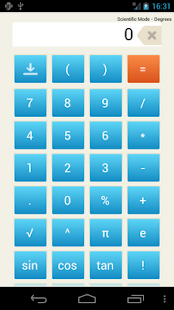 Calculator - screenshot thumbnail