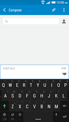HTC Sense Input-RO - screenshot
