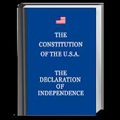 Constitution + Declaration USA