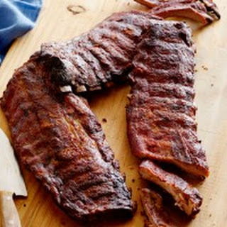 Barbecue St. Louis Pork Ribs