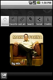 Mark Farina by mix.dj - screenshot thumbnail