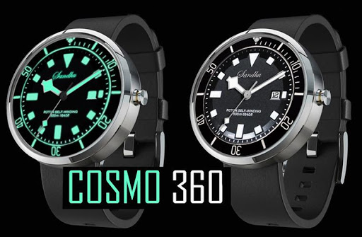 Cosmo 360 -Watch Face Moto 360