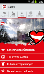 iAustria - The Travel Guide. - screenshot thumbnail