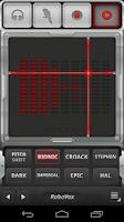 Screenshot of RoboVox Voice Changer Pro