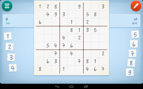 Sudoku Zen - Puzzle Game Free- screenshot thumbnail