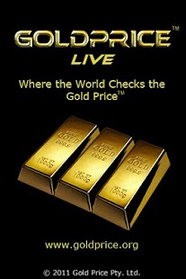Gold Price Live - screenshot thumbnail