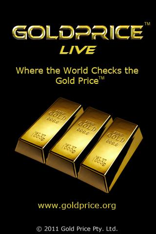 Gold Price Live- screenshot