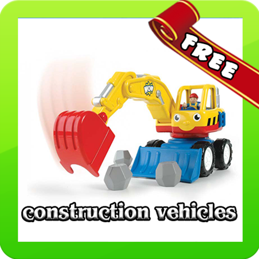 Big Construction Site Vehicles