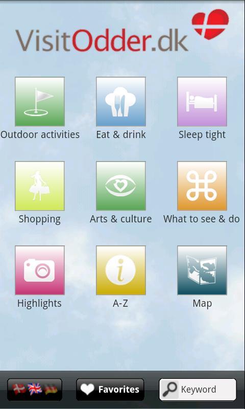 VisitOdder- screenshot