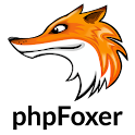 phpFoxer - PHPfox mobile app icon