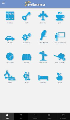 【免費旅遊App】Moje Komárno-APP點子