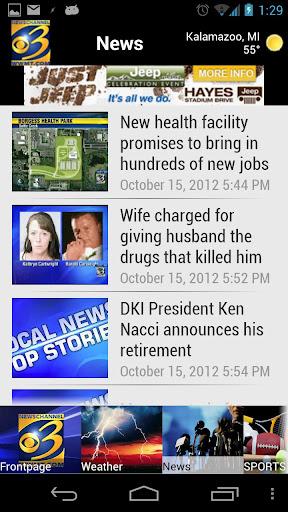 【免費新聞App】WWMT News 3-APP點子