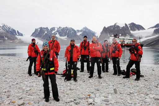 Svalbard-Fram-expedition - Explore Norway's Svalbard with the expert crew of Hurtigruten Fram and gain first-hand knowledge of life on the islands.