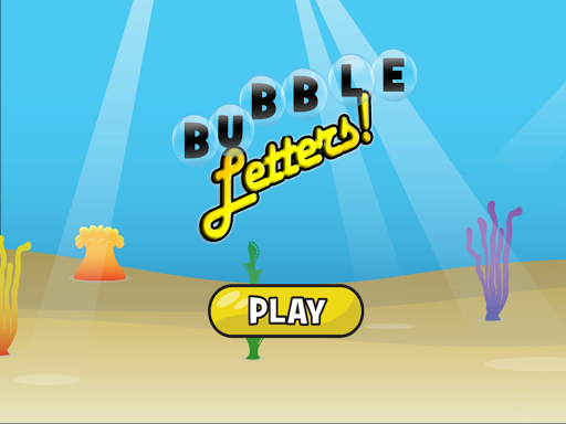 【免費拼字App】Letter Bubbles-APP點子