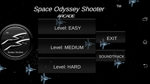 Space Odyssey Shooter: Arcade