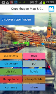 Copenhagen Offline Map Guide Android Apps On Google Play - Will my us android use google maps in copenhagen
