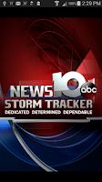 Screenshot of Storm Tracker - NEWS10 Weather