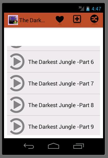The Darkest Jungle - AudioBook