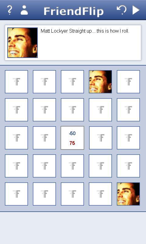 Friend Flip- screenshot