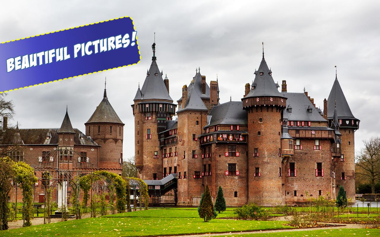 free castles jigsaw puzzle android apps on google play