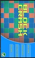 Screenshot of Block Crash Lite