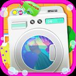 Laundry Girls Washing Clothes 1.4 Apk