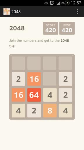 Super 2048 177147 Puzzle Game