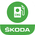 ŠKODA CNG icon