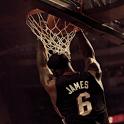 LeBron James Live Wallpaper HD icon
